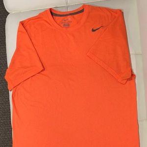 Nike Dri-Fit Half Sleeves T-Shirt
